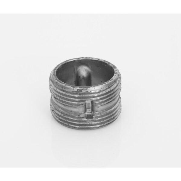 Döküm radyatörlerin dilim eklemelerinde kullanılır. Contayla birlikte kullanılmalıdır.