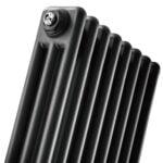 kalo-3-kolonlu-siyah-celik-radyator